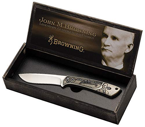 John M. Browning Limited Edition Fixed Blade Knife