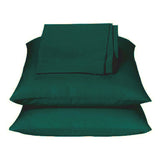 Green Waterbed Sheets Super Twin - Back40Trading2