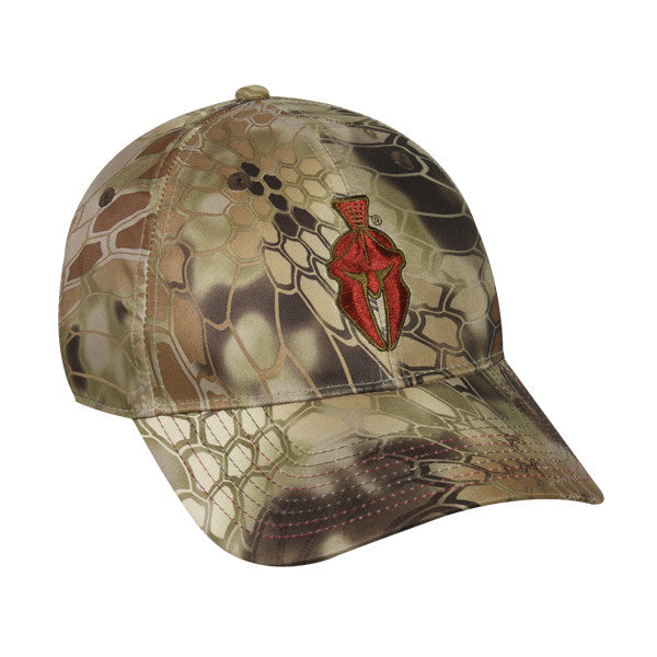 Kryptek® Logo Highlander Hat- back40trading2 - 1