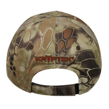 Kryptek® Logo Highlander Hat- back40trading2 - 2