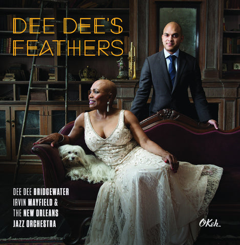 Dee Dee's Feathers Vinyl ft. Dee Dee Bridgewater, Mayfield & NOJO