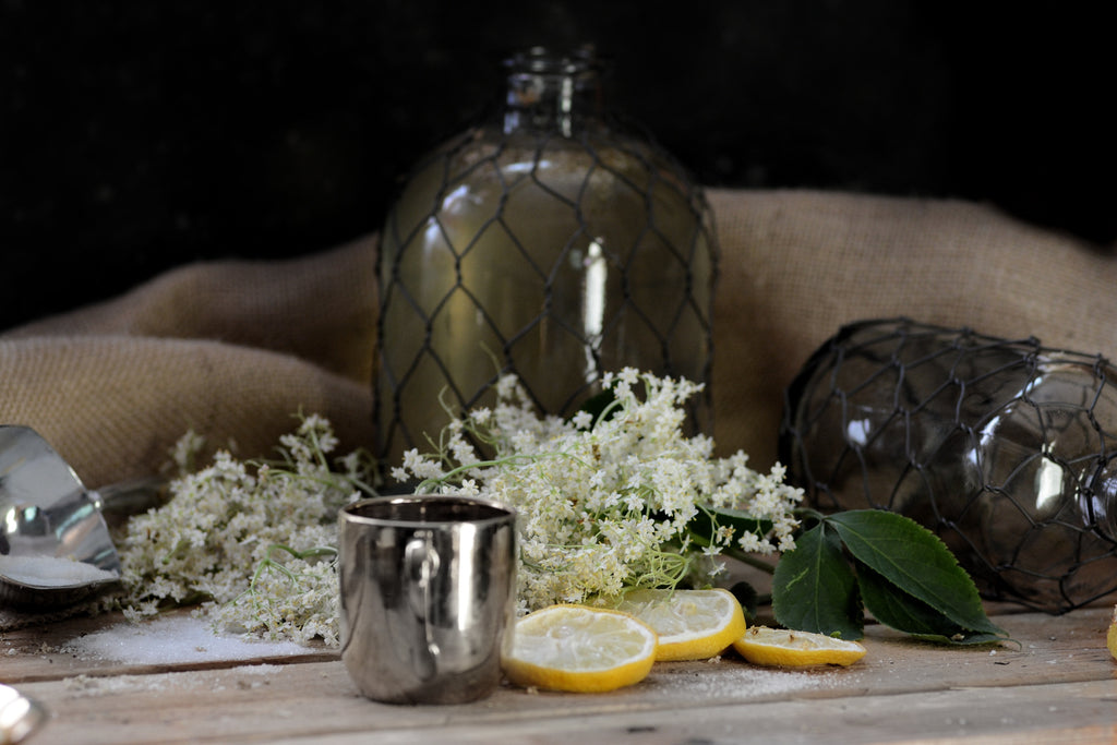 elderflower syrup 2