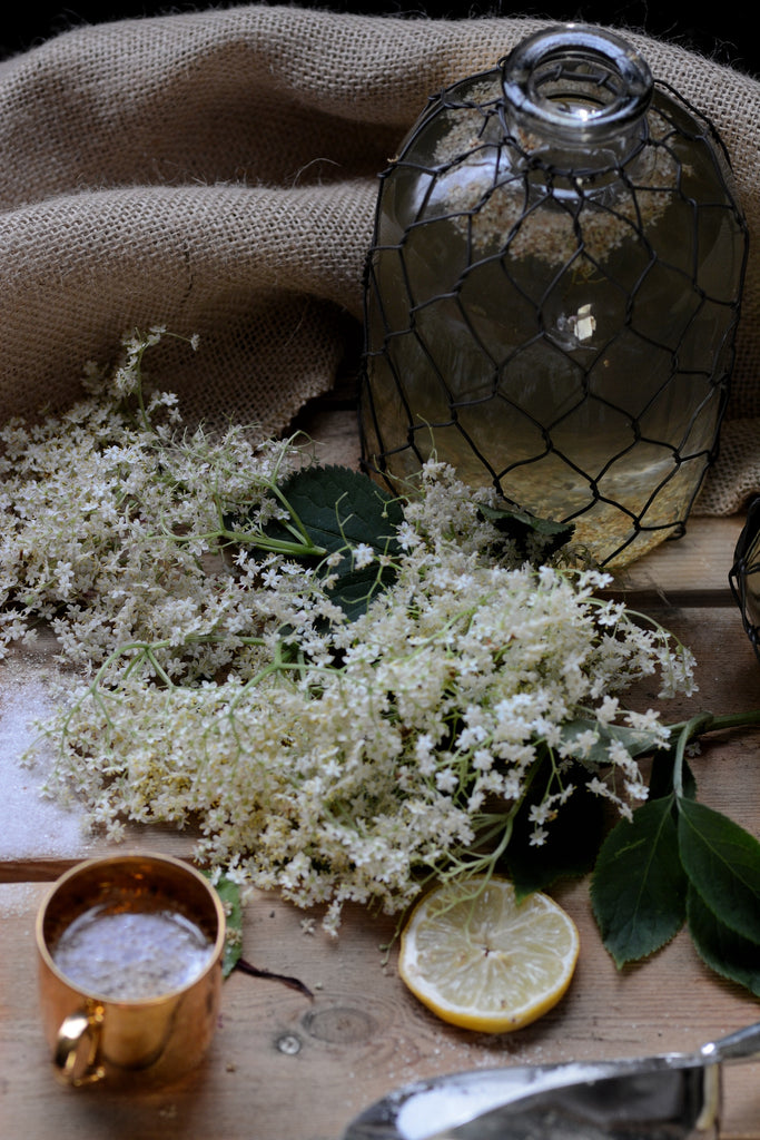Elderflower Syrup recipes