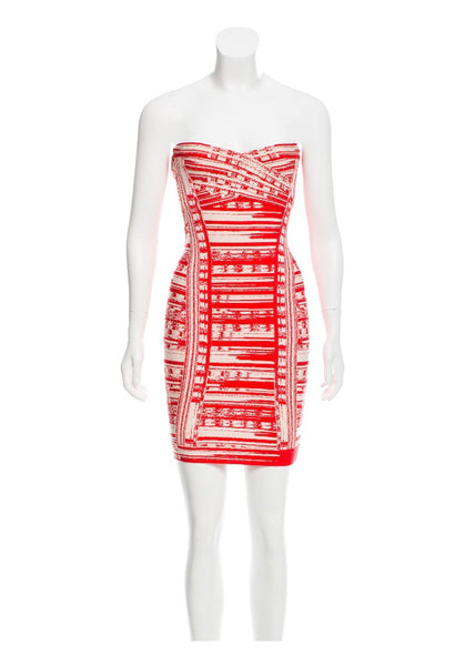 Herve Leger AVN dress 2017