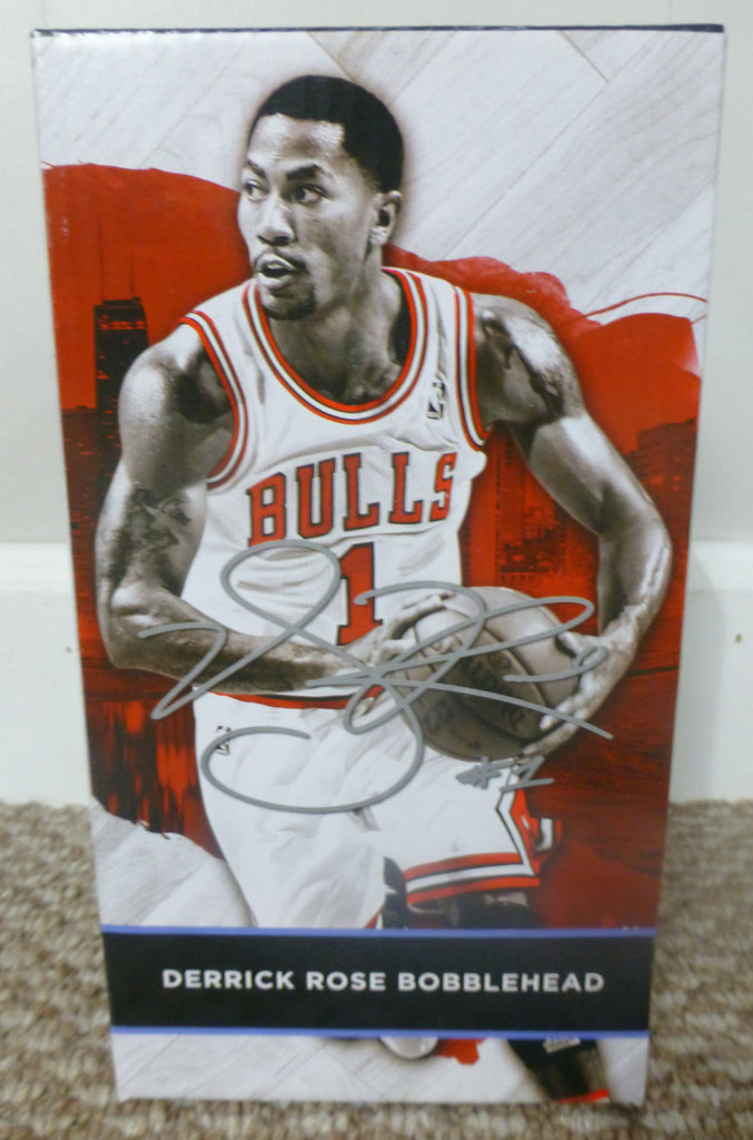 Chicago Bulls Bobblehead 2014-2015 Derrick Rose
