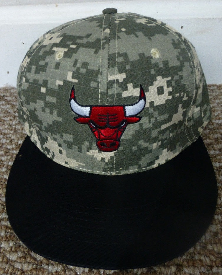 Chicago Bulls Baseball Cap 2014-2015