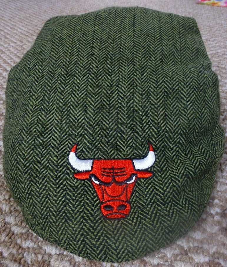 Chicago Bulls Irish Cap 2014-2015
