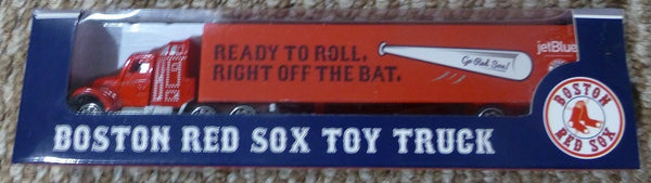 Boston Red Sox Toy Truck