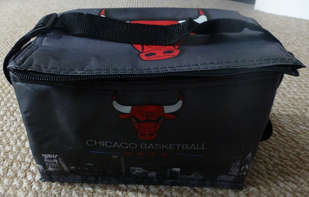Chicago Bulls Lunchbox Cooler 2013-2014
