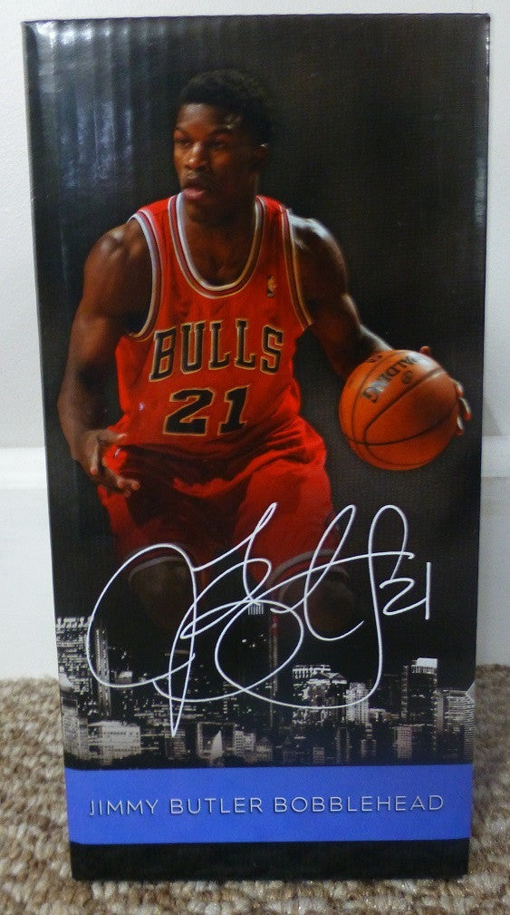 Chicago Bulls Jimmy Butler Bobblehead 2013-2014