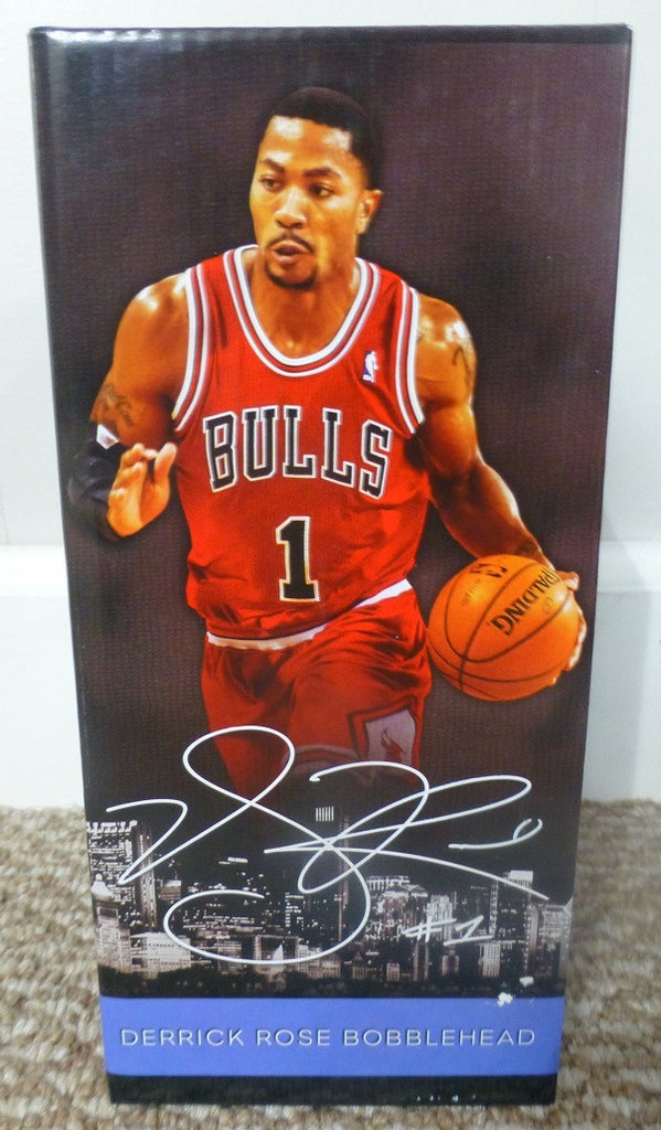 Chicago Bulls Derrick Rose Bobblehead 2013-2014