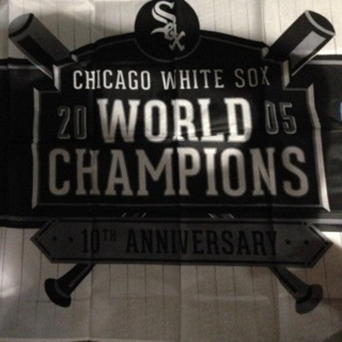 Chicago White Sox Tailgate Flag 2015 SGA