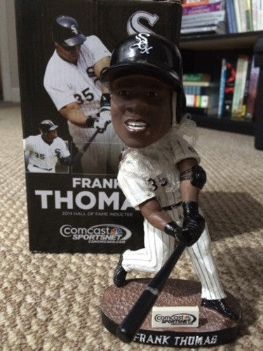 Chicago White Sox Frank Thomas Bobblehead 2014 STH