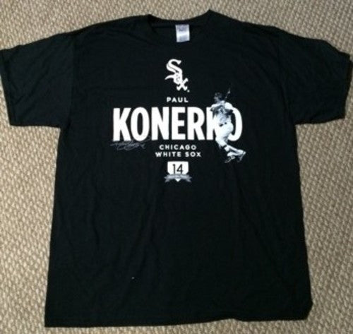 Chicago White Sox T-Shirt Paul Konerko Adult XL 2014 STH