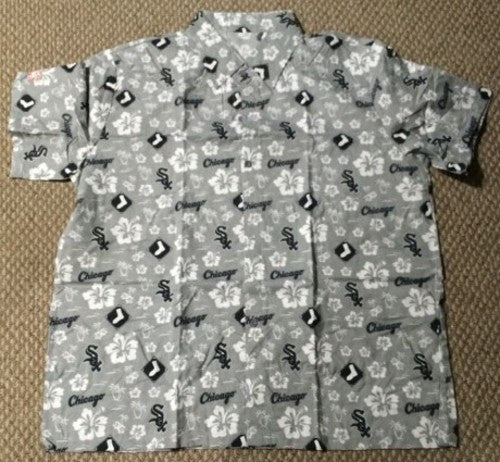 Chicago White Sox Hawaiian Shirt Adult XL 2016 STH