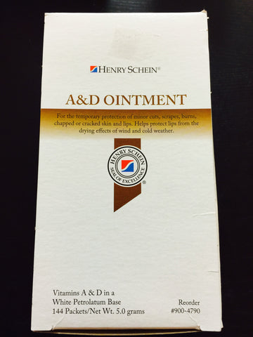 A&D OINTMENT. 144 PCS BOX  ( ON SALE )