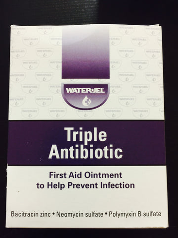 TRIPLE ANTIBIOTIC OINTMENT  144 pcs. ( ON SALE )