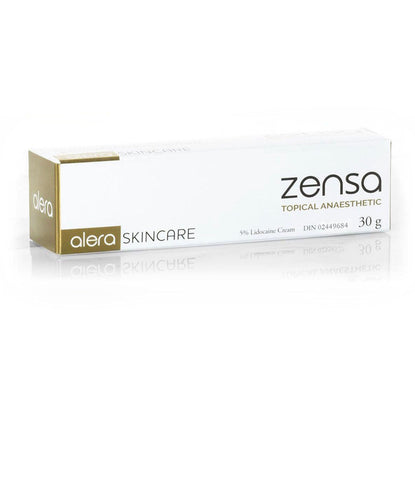ZENSA TOPICAL ANESTHETIC CREAM