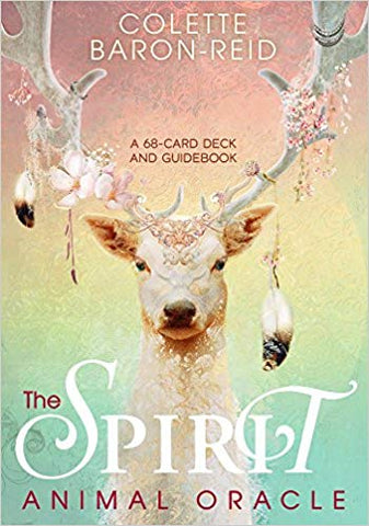 Oracle Card Deck ~ The Spirit Animal Oracle ~ Colette Baron-Reid