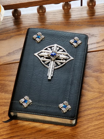 NIV Jeweled Men's Devotional Bible