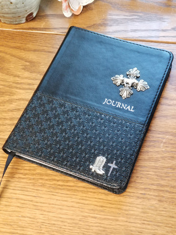 Cowboys or Cowgirls Embelished Journal
