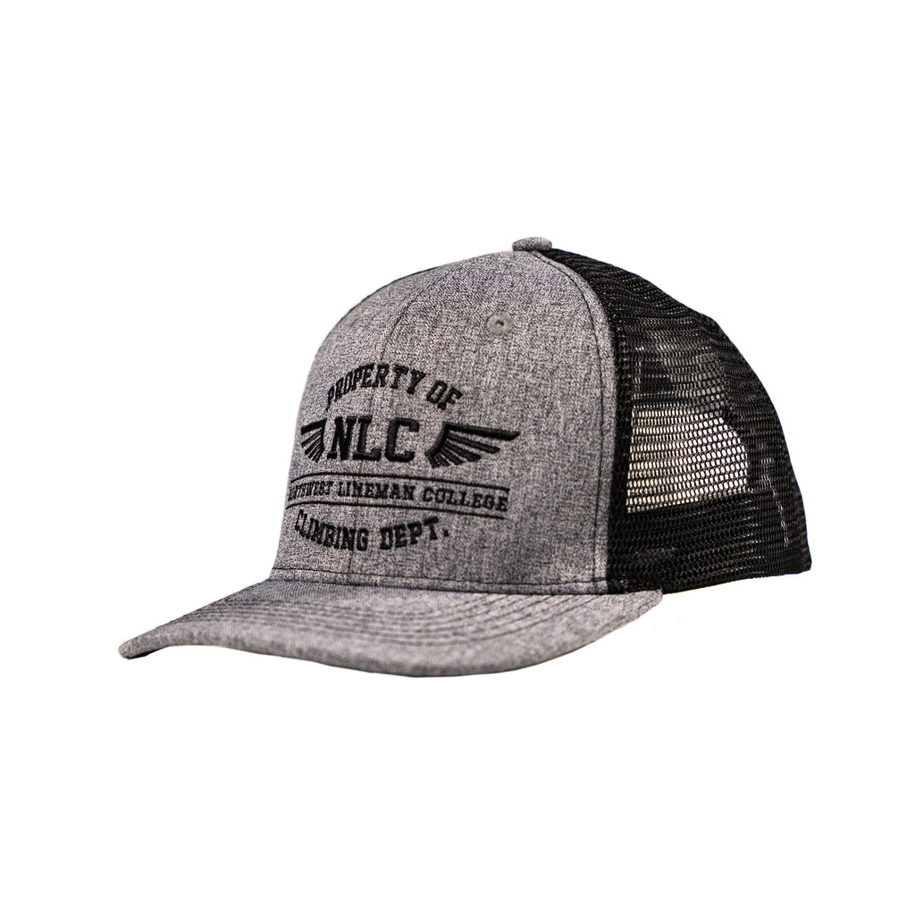 Online - Hat Property of NLC/Climbing Dept, Snap Back
