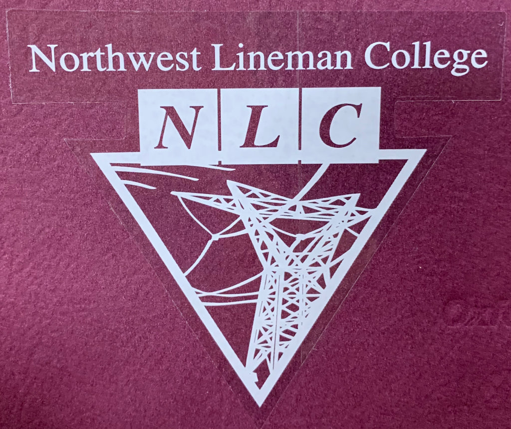 Official NLC Logo Sticker