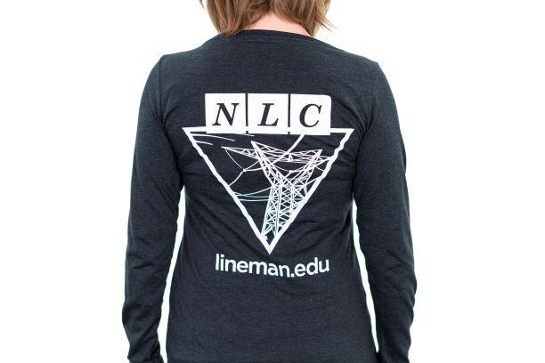 Women's NLC long-sleeved t-shirt