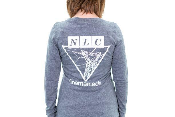 T Shirt Women Official NLC Fitted Long Sleeve