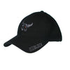 Hat OX Block Black  Snap Back