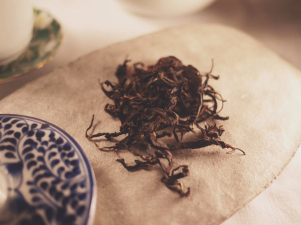 Black Swan-Rare Black Loose Leaf Tea