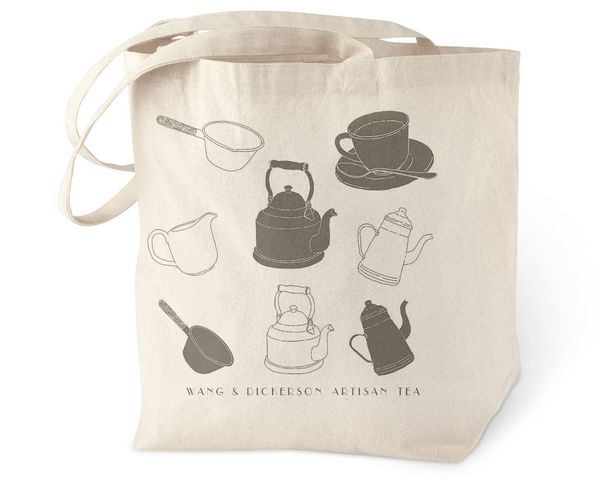 Wang & Dickerson Tea Tote