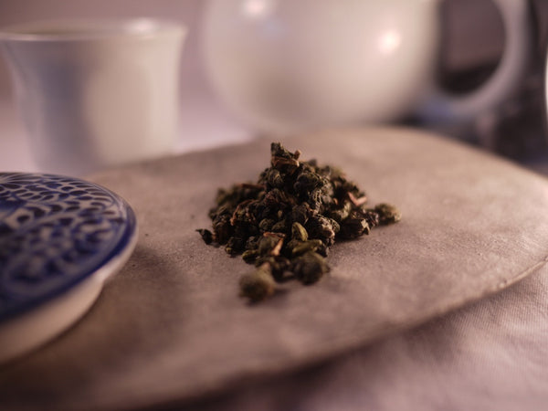 2017 High Mountain Oolong Loose Leaf Tea