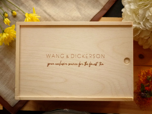 Signature Woodbox Gift Set