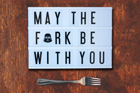quotes for foodies fork my cinema lightbox