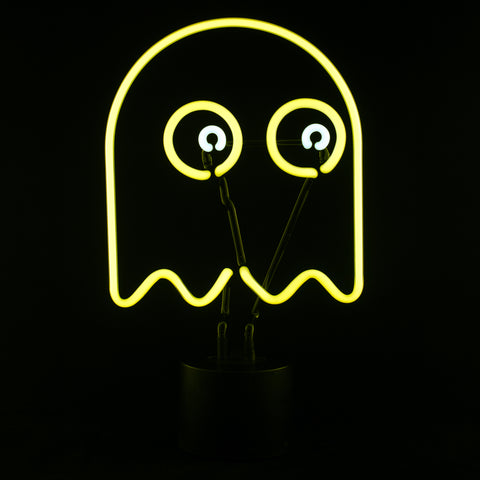 ghost neon lamp amped and co fall decor