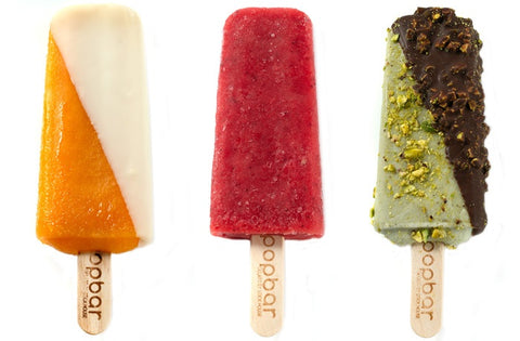 Instagram Worthy Dessert Gourmet Ice Pops