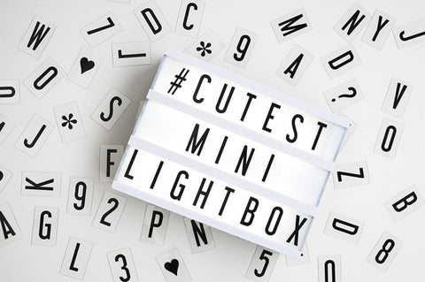 my cinema lightbox buzzfeed