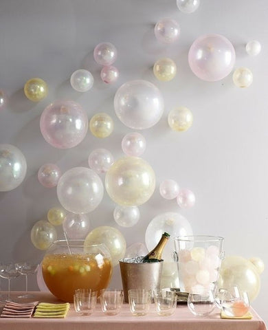 baby shower decor balloons