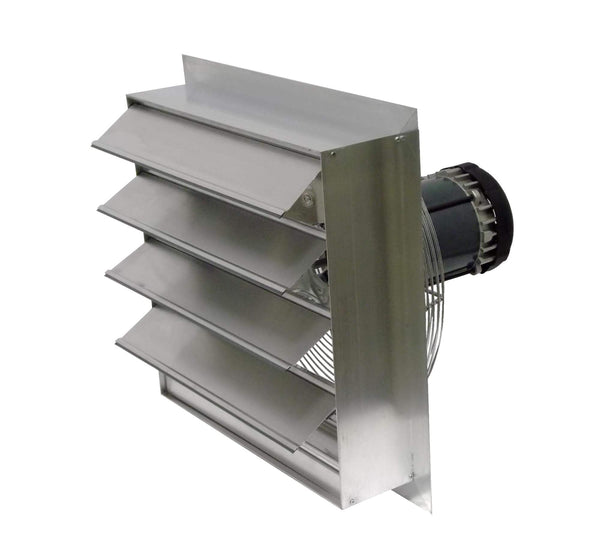 Explosion Proof Shuttered Wall Mounted Exhaust Fans