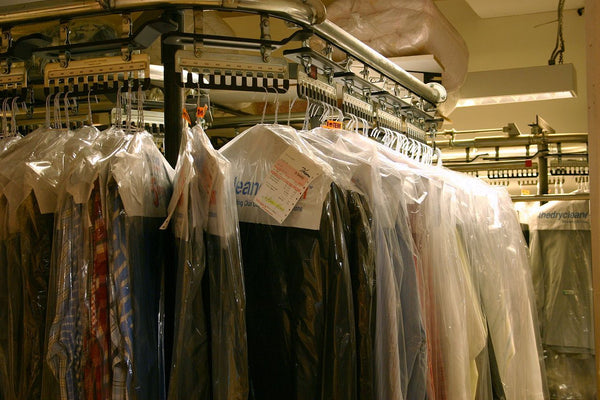 Commercial Dry Cleaning