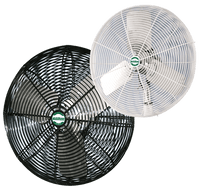 White Oscillating Heavy Duty Industrial Air Circulator Fan 3 Speed 20 Inch 6800 CFM VDF201HOW2