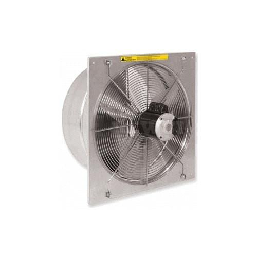 Twister Shutter Mounted Exhaust Fan 12 Inch 930 Cfm Variable Speed Vft Industrial Fans Direct