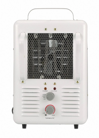 Milk-House Style Fan Forced Portable Heater 5120 BTU's 188TASA