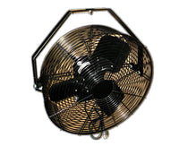 Black OSHA Circulator Fan w/ Tapered Guard 18 inch 2425 CFM 3 Speed 18NFB4B3