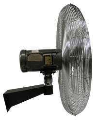 Heavy Duty Explosion Proof Circulator Wall Fan 30 inch 8723 CFM 20371, [product-type] - Industrial Fans Direct