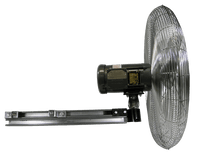 Heavy Duty Explosion Proof Circulator I Beam Fan 24 inch 5738 CFM 20341, [product-type] - Industrial Fans Direct