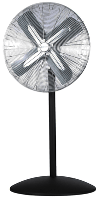 Airmaster Industrial Pedestal Fan 1 Speed 30 inch 12400 CFM 3 Phase 20840