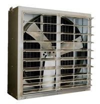 AirFlo Agricultural Box Exhaust Fan w/ Shutters 36 inch 10620 CFM Direct Drive 36NFD370SN