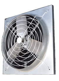 Galvanized Panel Air Circulator Fan 24 inch 6000 CFM Variable Speed 24P4G-13